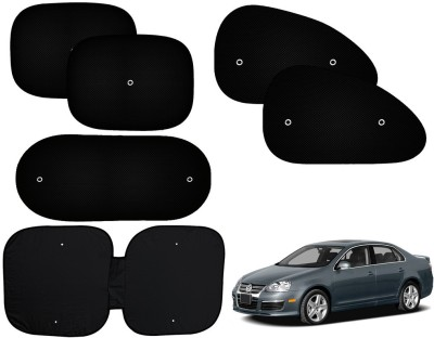 Auto Pearl Dashboard, Side Window Sun Shade For Volkswagen Jetta