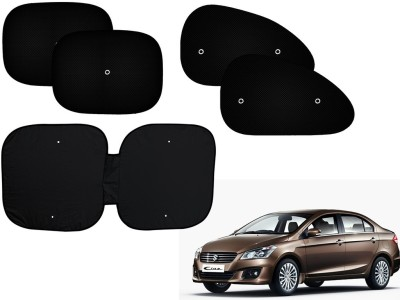 Auto Pearl Side Window, Rear Window Sun Shade For Maruti Suzuki Ciaz