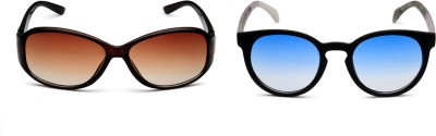 Oleva Over-sized Sunglasses