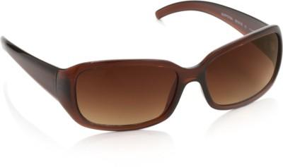 Glares by Titan Rectangular Sunglasses