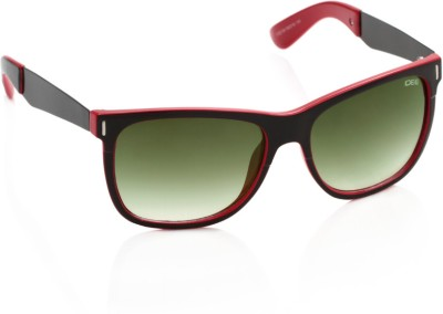 IDEE S1722-C4 Wayfarer Sunglasses(Green)