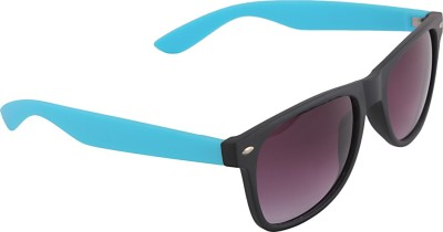 Selfie Seven Rich Construction Wayfarer Sunglasses