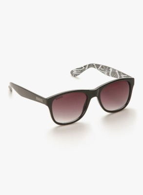 MTV Roadies RD-114-C3 Wayfarer Sunglasses(Grey)