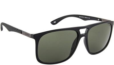 Superman SM-062-C4 Wayfarer Sunglasses(Green)