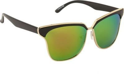 Danny Daze D-2802-C2 Oval Sunglasses