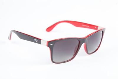 IMAGE IM-428-C4 Wayfarer Sunglasses(Black)