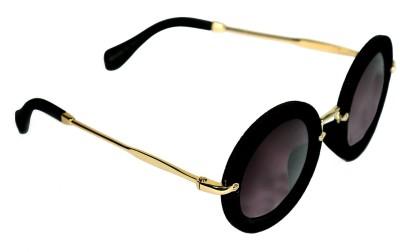 sharp n style Round Sunglasses