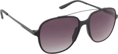 Farenheit SOC-FA-1374-C3 Spectacle Sunglasses(Grey)
