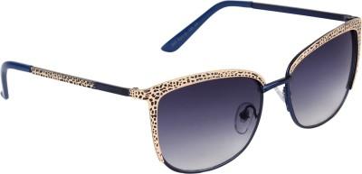 ZYADEN Rectangular Sunglasses