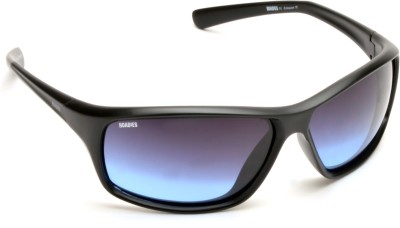MTV Roadies RD-121-C3 Sports Sunglasses(Blue)