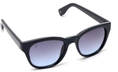 MTV MTV-139-C5 Wayfarer Sunglasses(Grey)