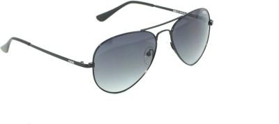 IDEE IDEE-2000-C1 Aviator Sunglasses(Grey)