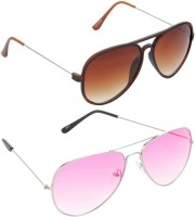 Hrinkar HCMB317_1 Aviator Sunglasses(For Boys)