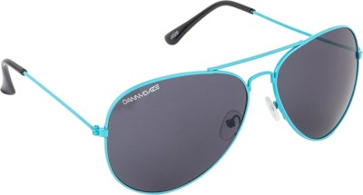 Danny Daze D-009-C4 Aviator Sunglasses