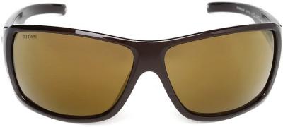 Glares by Titan G163PAUL9E Sports Sunglasses