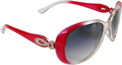 Re-Mish Oval Sunglasses