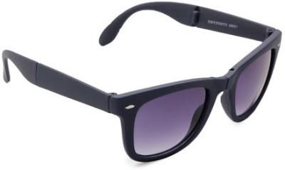 Pede Milan Rectangular Sunglasses