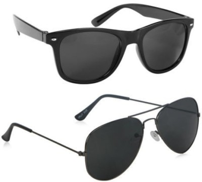 Urban Aviator, Wayfarer Sunglasses