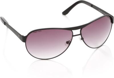 Fastrack M035GY1 Aviator Sunglasses(Pink)