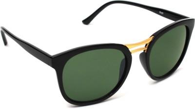 6by6 SG1053 Wayfarer Sunglasses(Green)