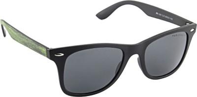 Farenheit 1331P Wayfarer Sunglasses(Green)