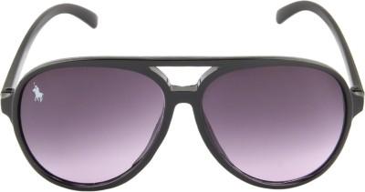 Royal County Of Berkshire Polo Club SNL1436CL Wayfarer Sunglasses