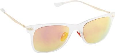 Farenheit 1511-C2 Wayfarer Sunglasses(Multicolor)