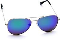 OPTIS OP1008 Aviator Sunglasses(Blue)