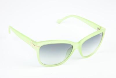 IMAGE IM-448-C6 Aviator Sunglasses(Grey)