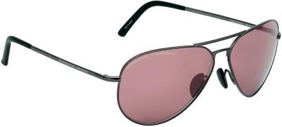 Porsche Design Aviator Sunglasses