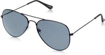 Joe Black JB-111-C2 Aviator Sunglasses(Grey)