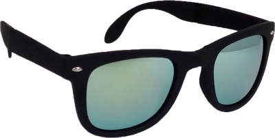 Red Leaf RD-BX244_BK Wayfarer Sunglasses(For Boys)