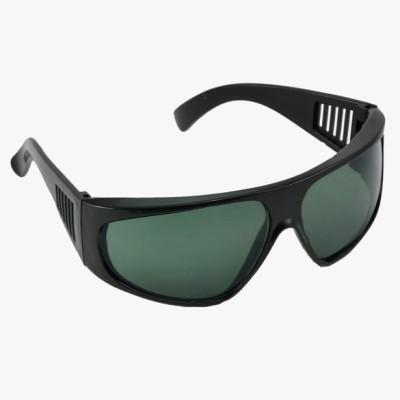 Alphaman Matrix Rewind in Reality Wrap-around Sunglasses