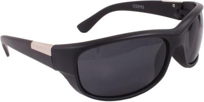 Sushito Natural Rectangular Sunglasses