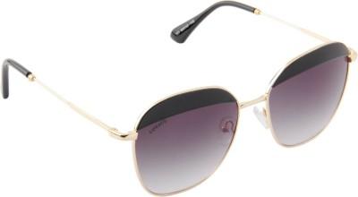 VOYAGE Round Sunglasses