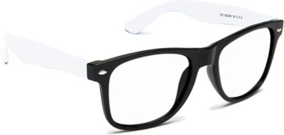 Suiss Blanc WFWHTCLR Spectacle  Sunglasses
