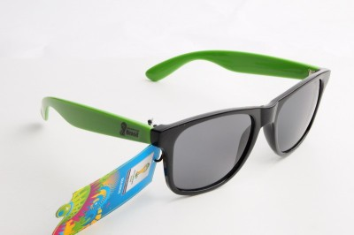FIFA FB-S-217 Wayfarer Sunglasses(Black) at flipkart