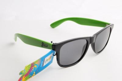 FIFA FB-S-217 Wayfarer Sunglasses(Black)
