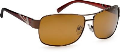 Olvin Rectangular Sunglasses