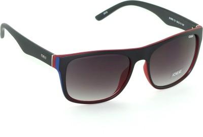 IDEE IDEE-1979-C1 Wayfarer Sunglasses(Black)