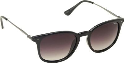 IDEE IDEE-S2071-C5P Wayfarer Sunglasses(Black)