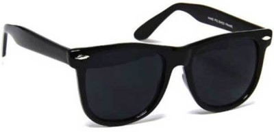 Epic Ink way8617 Wayfarer Sunglasses(Black)