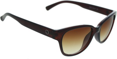 Vast jasper_cat_eye_7229_brown Cat-eye Sunglasses(Brown)