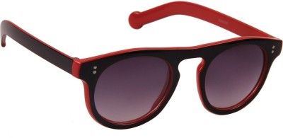 Floyd Retro Round Sunglasses