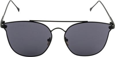 Voyage 8509MG1913 Cat-eye Sunglasses(Black)