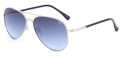 IDEE 2044 Aviator Sunglasses(Blue)