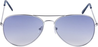 HDClair Solid Appeal Aviator Sunglasses