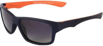 Xross X-002-C2-57 Polarized Wayfarer Sunglasses