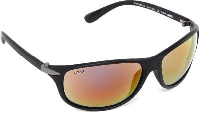 Glares by Titan G191TLMLTD Sports Sunglasses
