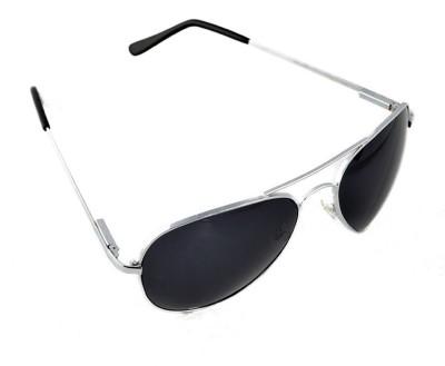 Lime Aviator Sunglasses